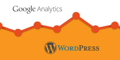 google analytics sur son wordpress