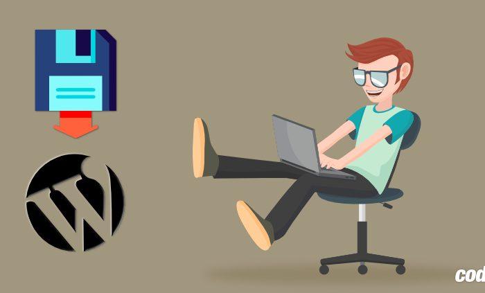 Comment sauvegarder son site wordpress